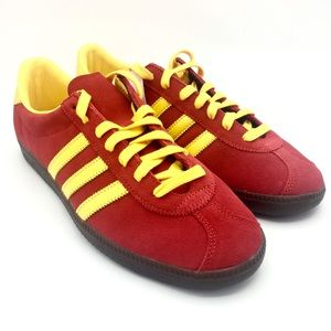 New Red Retro Adidas Originals  Spritus Spezial